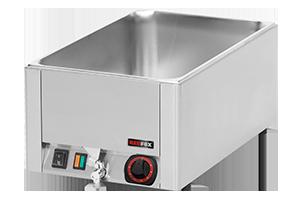 BMV-1115 vodní lázeň s výpustí GN 1/1-150