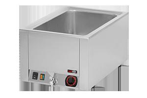 BMV-1120 vodní lázeň s výpustí GN 1/1-200
