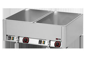 BMV-2115 RM vodní lázeň s výpustí 2xGN1/1-150