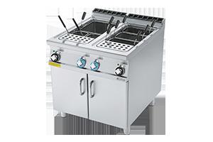 CP-98ET Vařič těstovin 2x40l, 21kW/400V