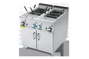 CP-98G Vařič těstovin 2x40l,plyn
