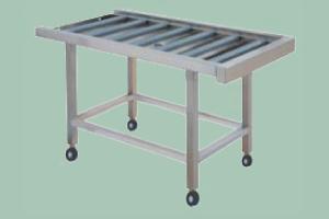 CT-166 Stůl válečkový výstupní, l=1145mm