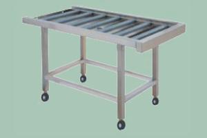 CT-167 Stůl válečkový, výstupní l=1645mm