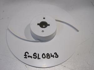Disk REDFOX vyprazdňovací plast. nízký