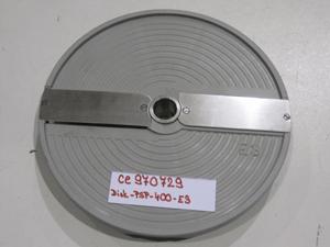Disk-PSP-400-E3 AK Plátkovač 3mm