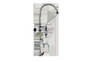 DOC-6 Sprcha páková baterie, ramínko, stůl