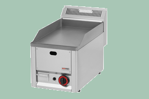 FTH-30 GL Plynová gril. deska hladká