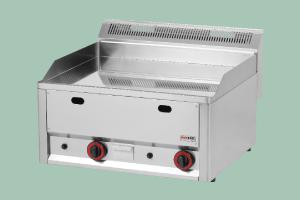 FTHC-60 GL Gril.deska plyn.hladká Chrom.