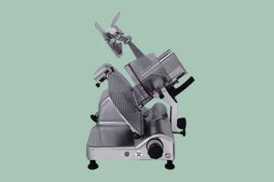 GXE-300 DP Nářezový stroj šnek.převod 230V