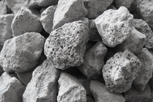 Kameny lávové k CW/GL - 5 kg