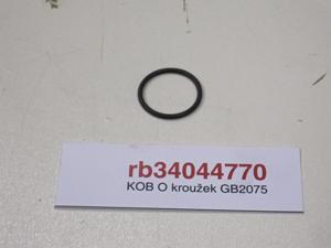 KOB O kroužek GB2075