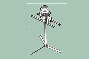 M-50 Mixér pro kotel 700