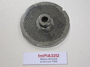 Matrice děrovaná pr.otv.2 pro TS32