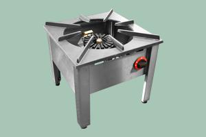 NGETL-55 stolička plynová 13 kW na ZP, 11,5kW na PB