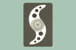 NK 3,5 P Nůž pro Cutter 3,5l-děrovaný