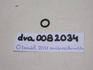 O kroužek 2031-směšovacího ventilu
