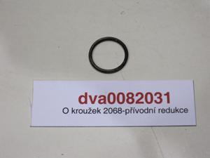 O kroužek 2068-přívodní redukce