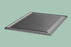 PLF/9-grilovací plech hladký LO900