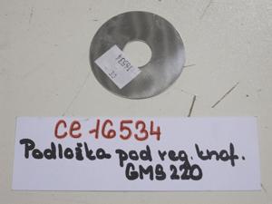 Podložka pod reg. knoflík GMS 220
