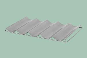 Rošt na knedlíky GN 1/1-5x500g UNIVERZÁL