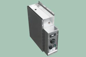SA-50L Sterilizátor nožů vodní-ovl.vlevo