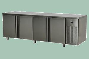 SCH-4-1-1-1-1-AP-D Chladící stůl 4xdveře