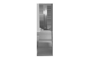 Škrabka rýhovaná pro FTR, FTHR - RM