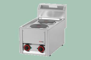 SP-30EL Sporák elektrický 230V 2x1,5kW