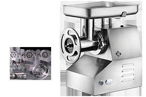 RM Gastro TS 32 D - Mlýnek na maso dvojsložení odnímatelná hlava 500 kg/h 400 V