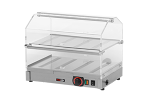 VEC-520 Vitrínka tepelná dvoupatrová 500 (VEC-205)