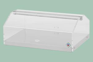 VEN-510 Vitrínka neutrální jednopatrová (VEN-105)