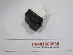 Vypínač fritéza GV 30E, FE nový model