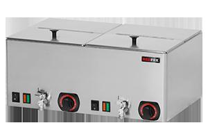 WEV-11 ohřívač uzenin s výpustí