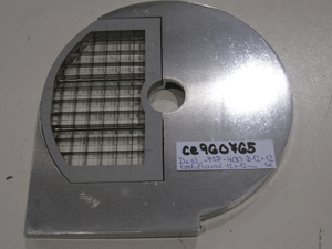 DISK D12x12 SX - Disk kostičkovací 12x12 mm pro PSP 400