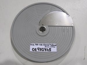 Disk-PSP-400-E2S AK Plátkovač 2mm měkké