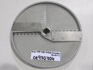 Disk-PSP-400-H10AK Hranolkovač 10x10mm