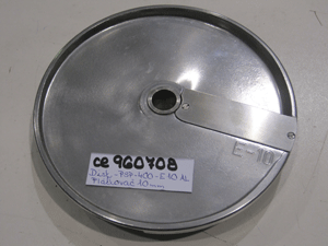 Disk-PSP-400-E10 AL Plátkovač 10mm  (450T)