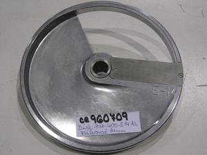 Disk-PSP-400-E14 AL Plátkovač 14mm