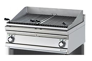 RM Gastro CWT-78ET - Vodní gril el. ohřev nepřímý dvojitý 2x 38x52 bez pod. 400 V