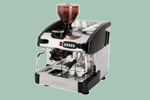 EMC 1P/B/M Kávovar 1 páka, mlýnek