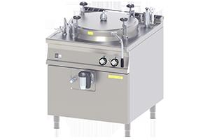 BIA150-98G Kotel 150 l nepř. tlakový ohřev plynový