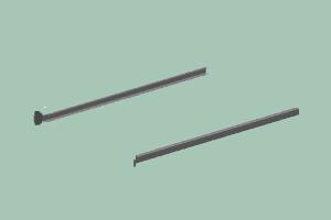VL-LS Lišta vodicí, pár, pro LS-70,140