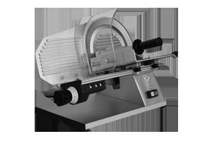 RM Gastro GMS 300 Z - Nářezový stroj šnekový, nůž 300 mm zubatý