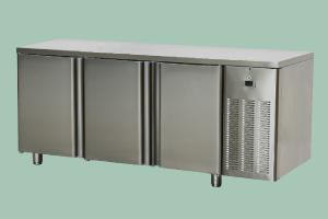 SM-3-1-1-1AP-D Stůl mrazící 3xdveře