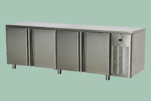 SM-4-1-1-1-1-AP-D Stůl mrazící 4xdveře
