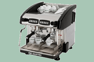 EMC 2P/B Kávovar 2 páky