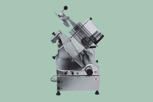 GXL-350DP Nářezový str.poloautomat 230V