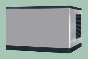 N-215A Výrobník kostkového ledu - chlazení vzduchem