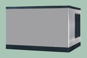 N-215W Výrobník kostkového ledu - chlazení vodou