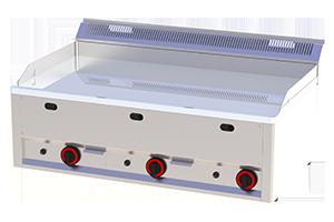 FTHC-90 GL Grilovací plotna hladká chromovaná